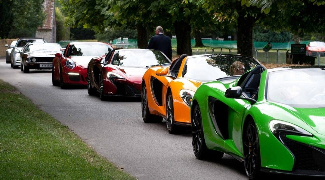 Meet us at the London Classic Car Show