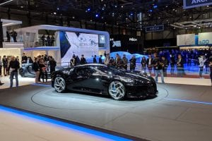 Top 10 supercars from the Geneva Motor Show 2019