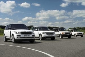 Luxury from utility – the range rover story