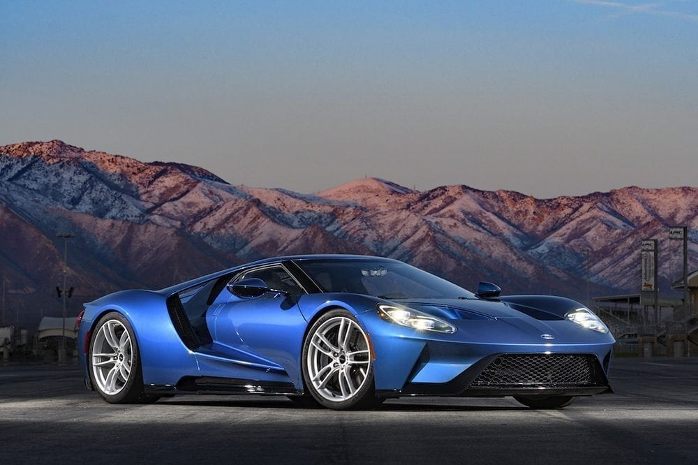 Ford GT Finance With JBR Capital