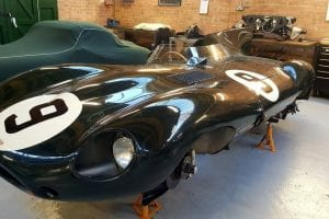 The benefits of 3D Scanning for classic car owners
