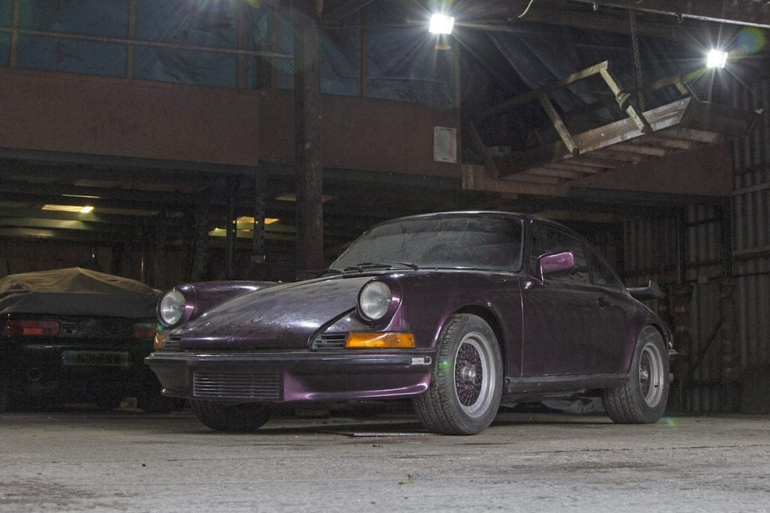 Finance a classic 911 with JBR Capital