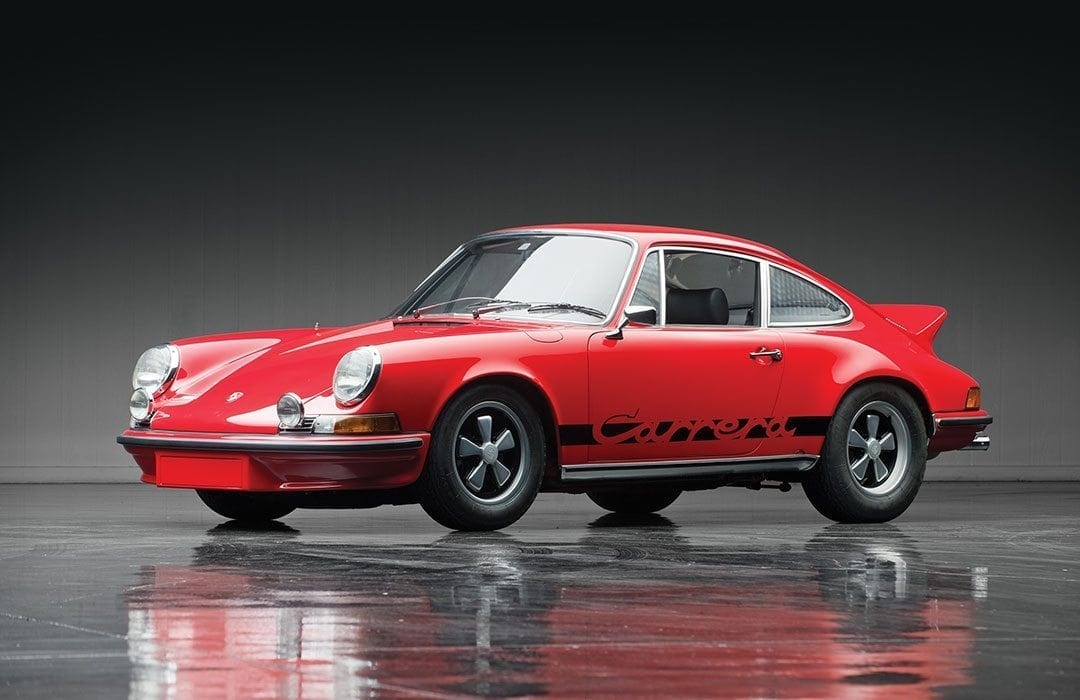 Is the significant interest in young Porsches sustainable?