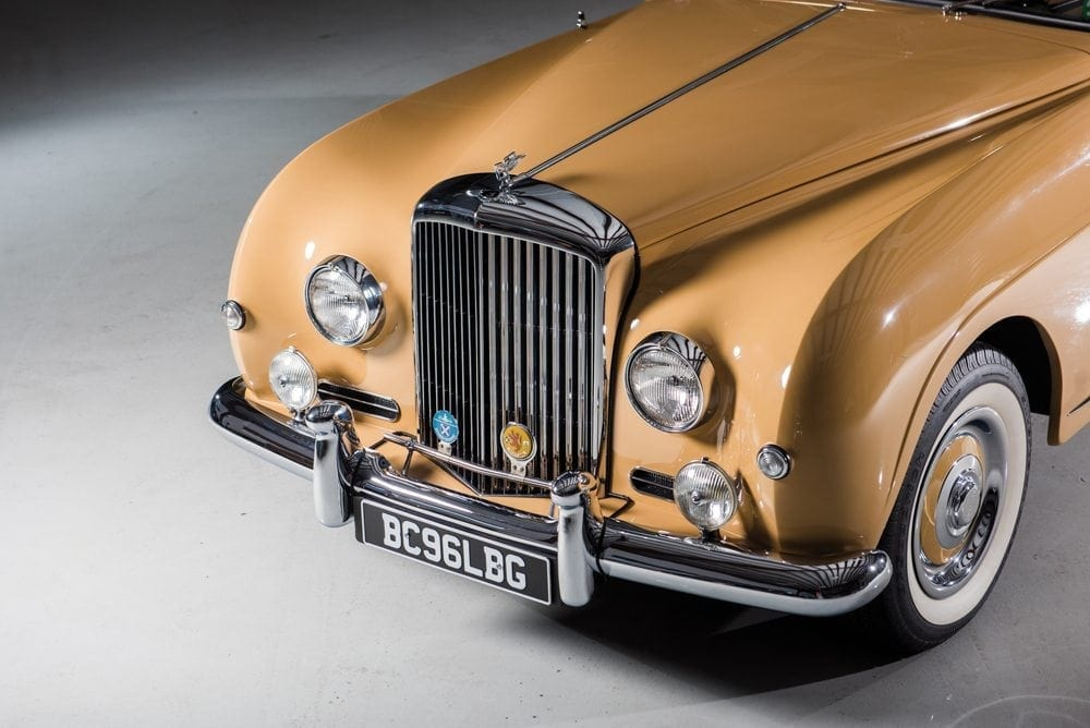 1957 Bentley S Continental Fastback by H.J. Mulliner, auctioned by RM Sotheby's on 10 March 2017 for $ 781,000 (£ 642,000), photo Darin Schnabel, RM Sotheby's.