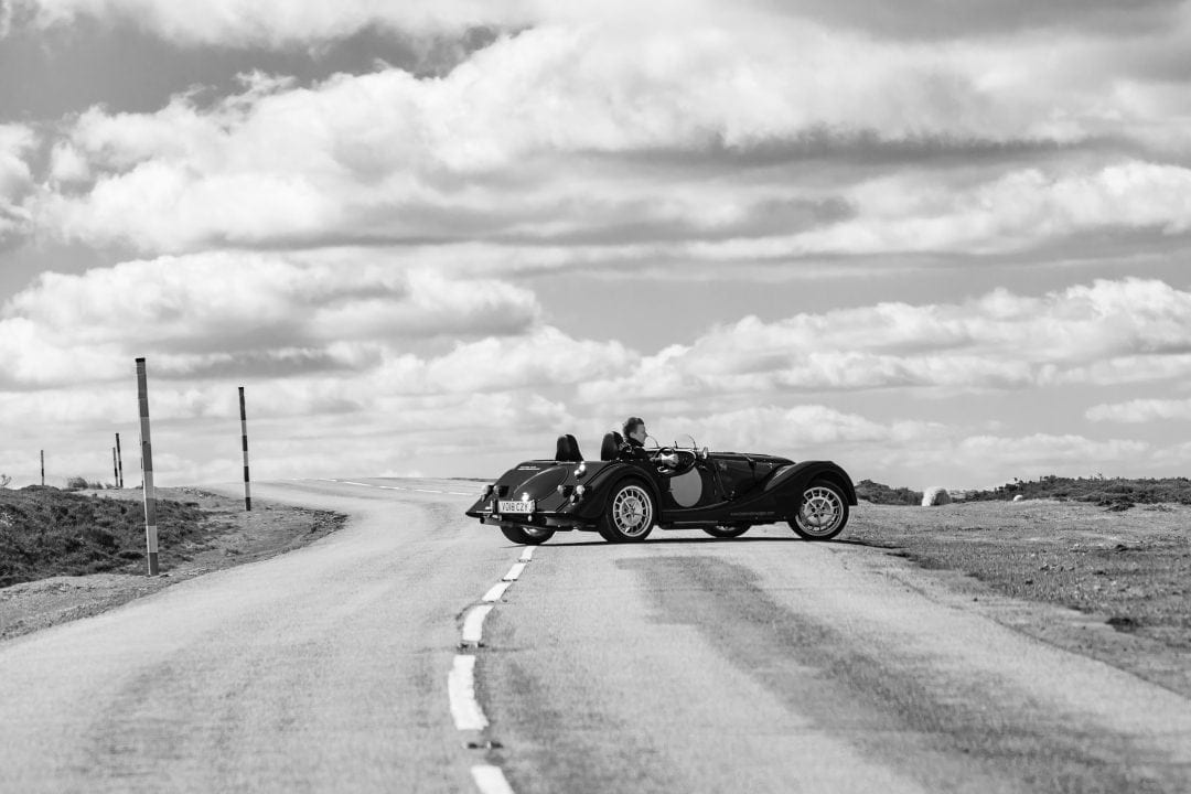Video review of the Morgan Plus 8 50th Anniversary
