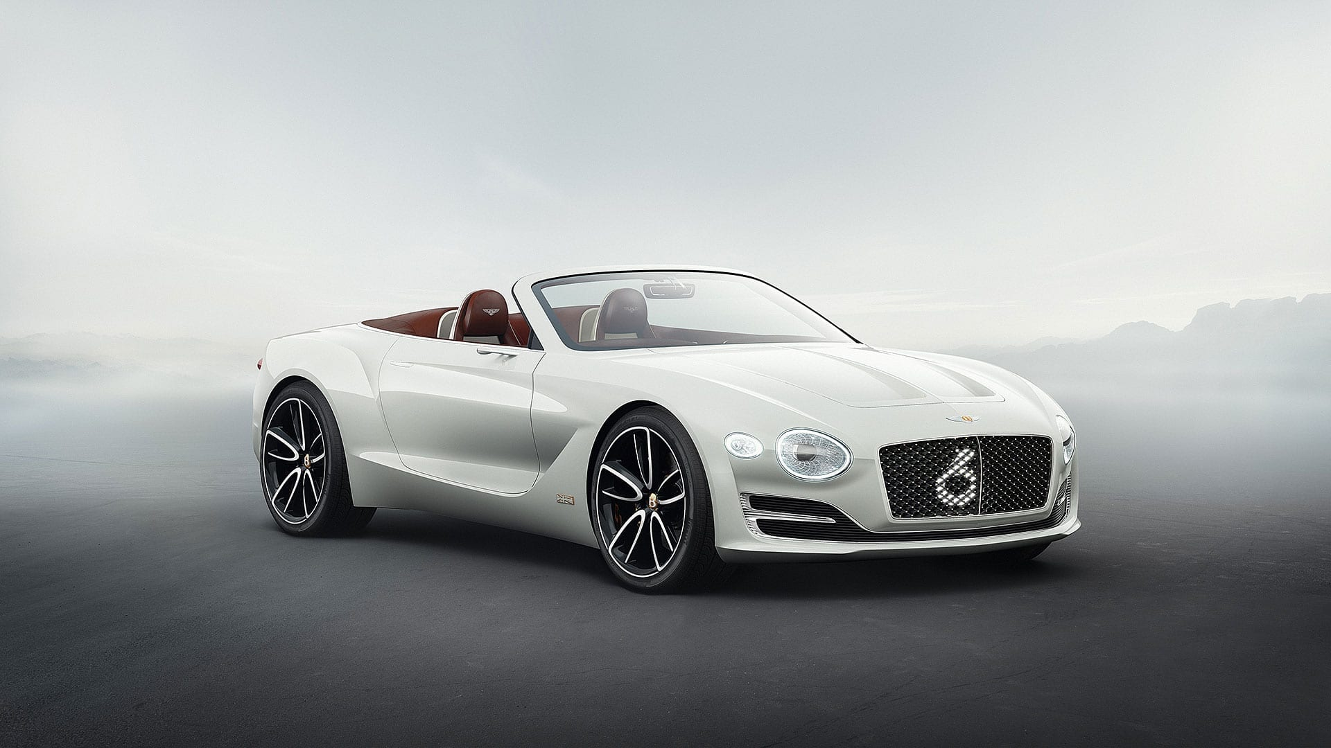 The Future: Concept vehicles or reality? - Bentley EXP 12 Speed 6e concept