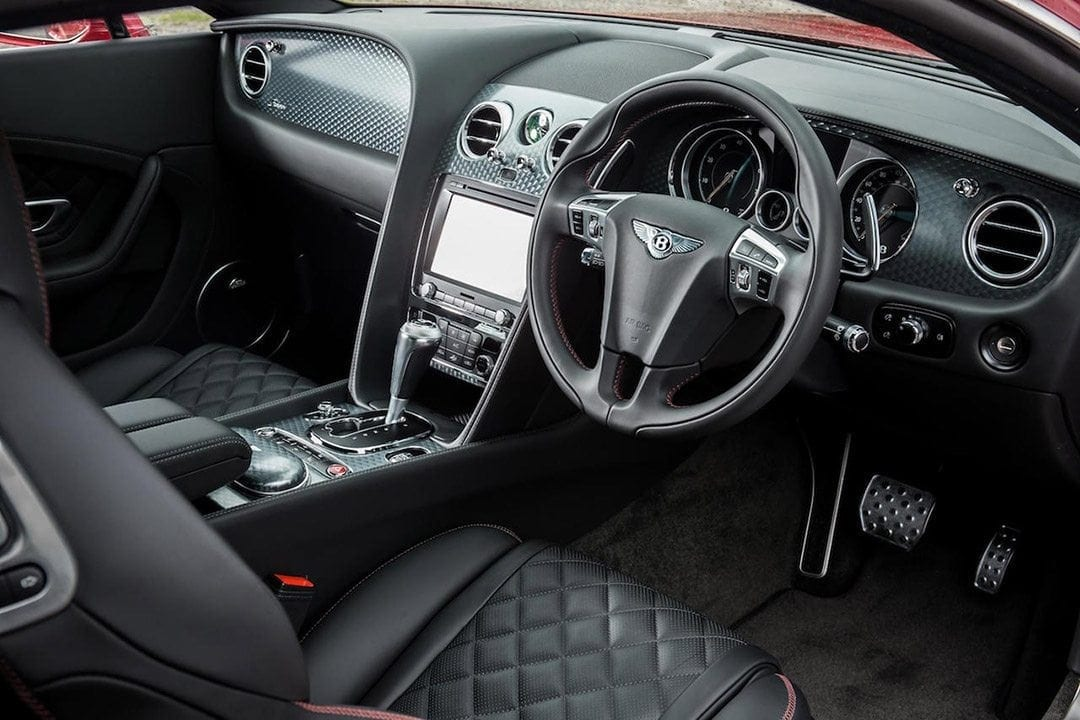 Bentley Continental GT Finance With JBR Capital