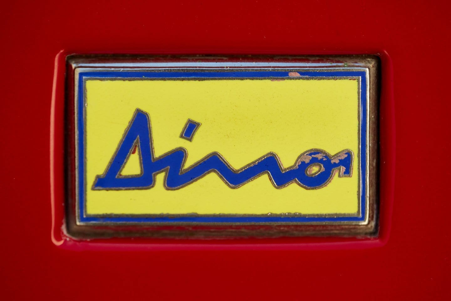 The Dino: 50 years of the 'affordable' Ferrari - Dino Logo 1 1
