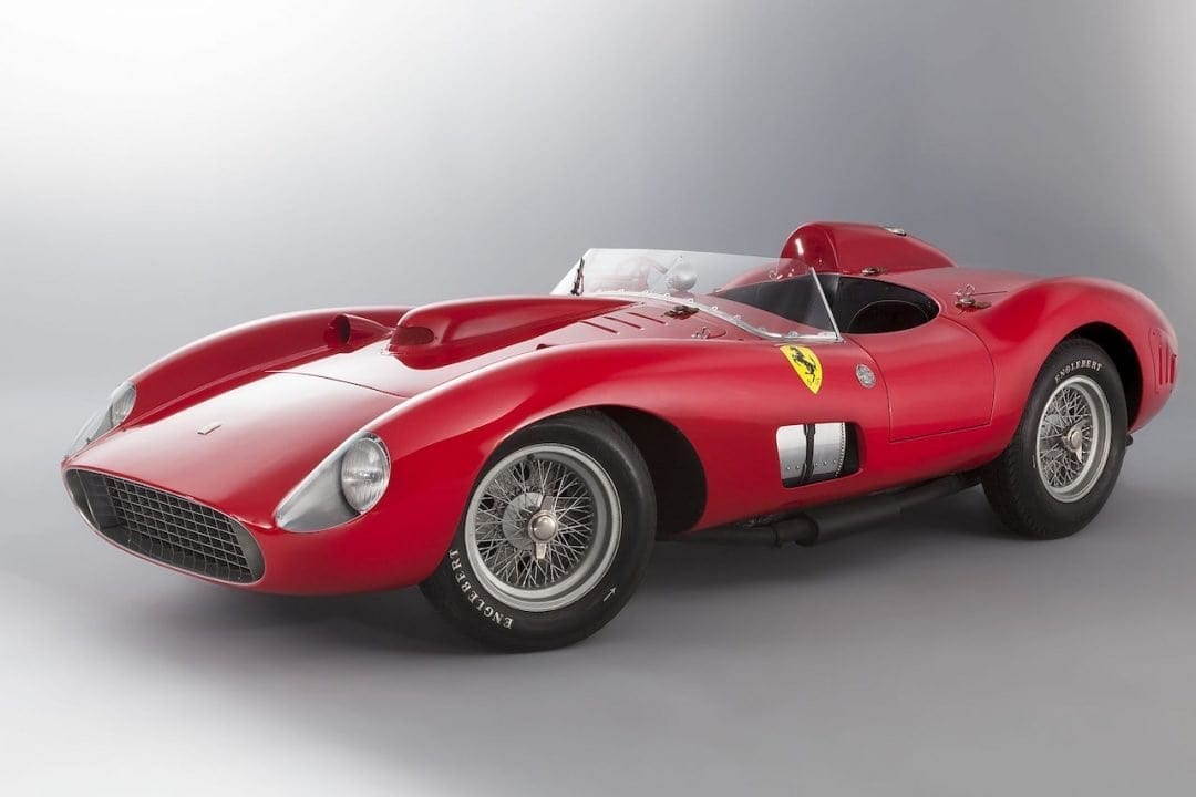 THE 75 MOST EXPENSIVE CARS SOLD AT AUCTION