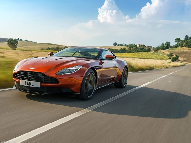can you get finance for aston marin?
