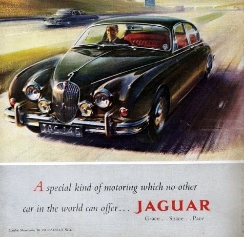 Dads Classic Jag