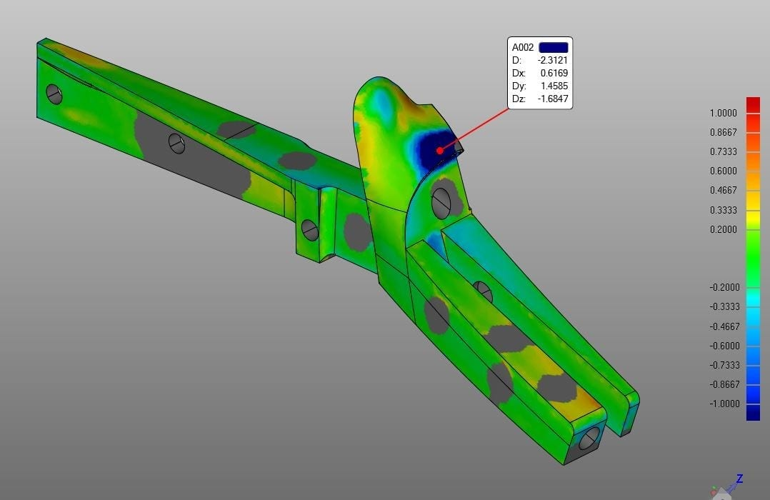 The benefits to classic vehicle ownership of 3D Scanning