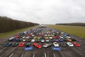 300 supercars gather for SuperCar Driver event