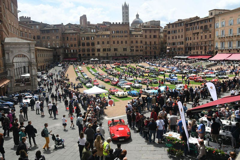 13-16 MAY, MILLE MIGLIA STORICA