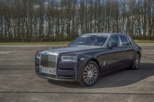 Video review of the new Rolls-Royce Phantom