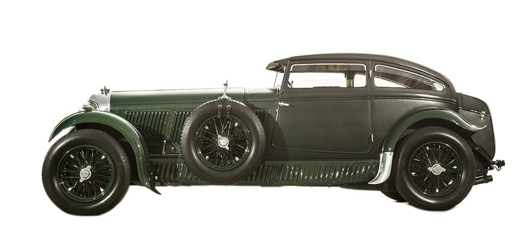 'Blower' Bentley & Speed Six