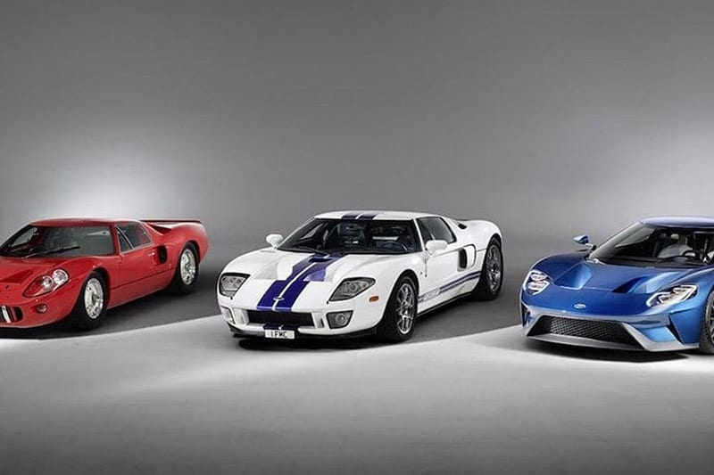 Classic & Supercar Magazine - THE FORD GT STORY