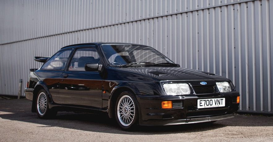 Ford Sierra RS500 Cosworth - JBR Auction Update Autumn 2016