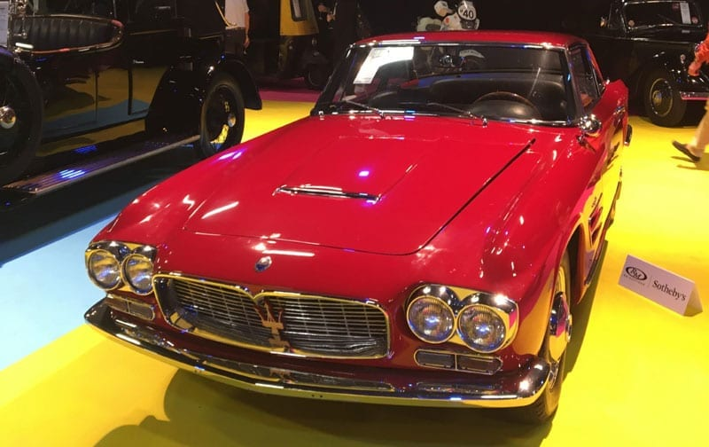 how to finance a classic car with JBR Capital