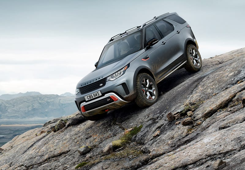 Land Rover Discovery Finance With JBR Capital