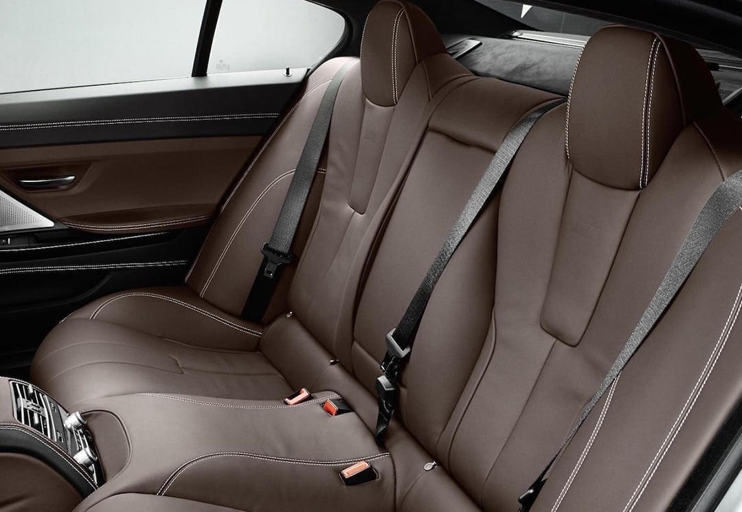 BMW M6 GRAN COUPE COMPETITION/M DRIVER'S PACKAGE INTERIOR