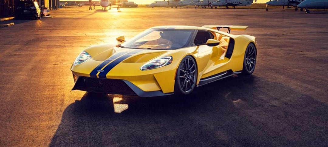 March - June 2020 Auction Review - ford gt 3