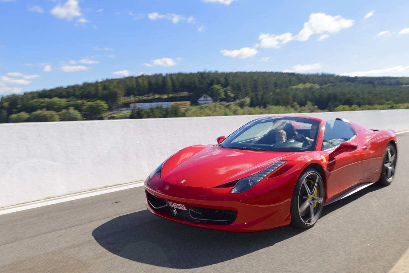 Ferrari 458 Italia Finance With JBR Capital