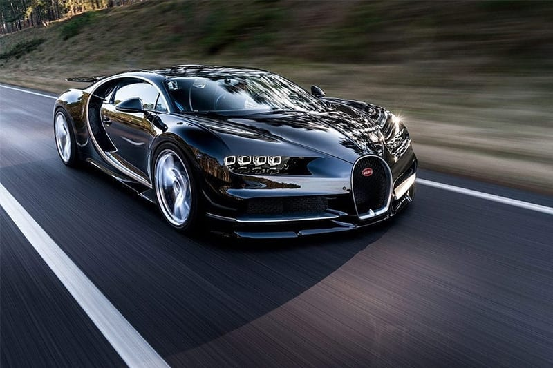 What is speed truly worth? - worth of speed 0001 BUGATTI CHIRON