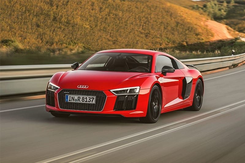 What is speed truly worth? - worth of speed 0005 AUDI R8 COUPE PERFORMANCE V10 QUATTRO