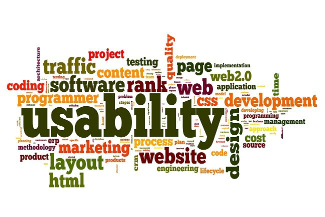 Think usability not just aesthetics