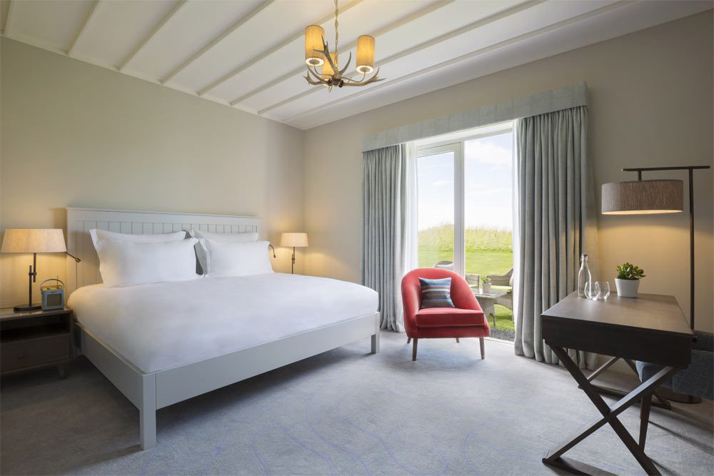 Executive Room at The Machrie Hotel