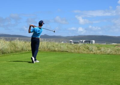 Golf at The Machrie