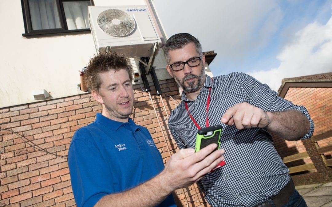 Funding for heat pump monitoring