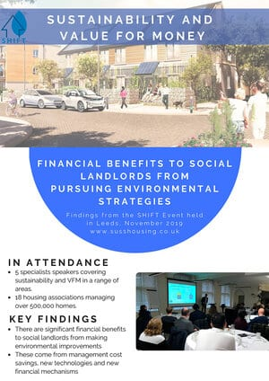 Sustainability and Value For Money