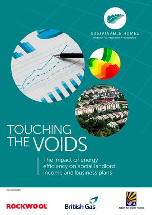 Touching the voids