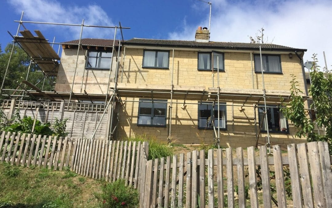 Build A rated homes and reduce whole life costs for social landlords