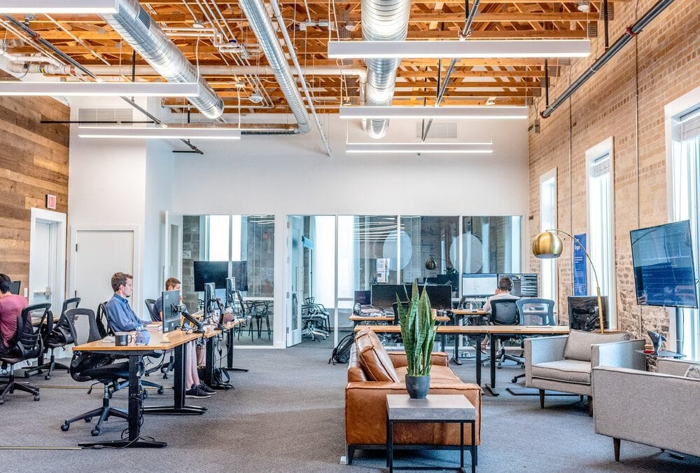 Reducing office carbon emissions