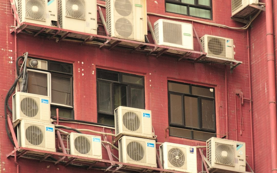 Overheating risk and the impact of cooling demand