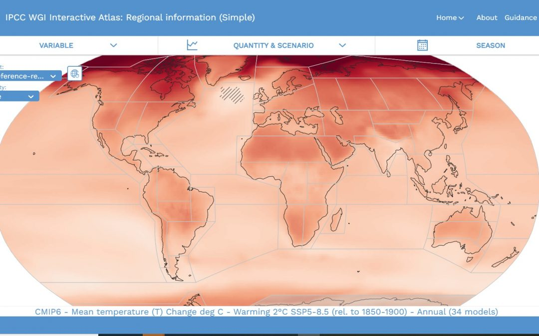 IPCC climate warning – what next?
