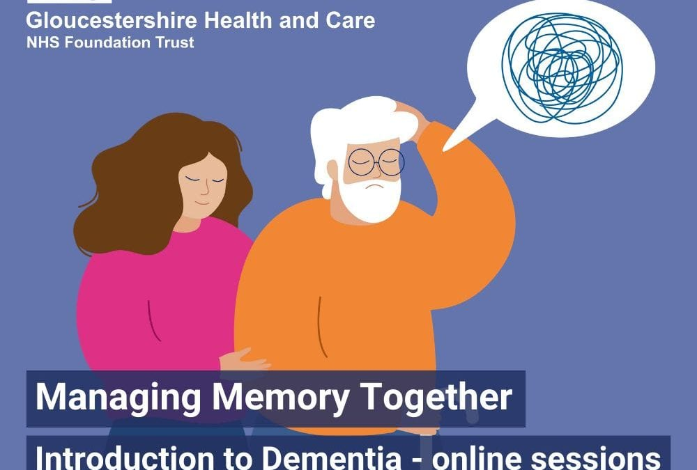 Managing Memory Together – Online Information Sessions