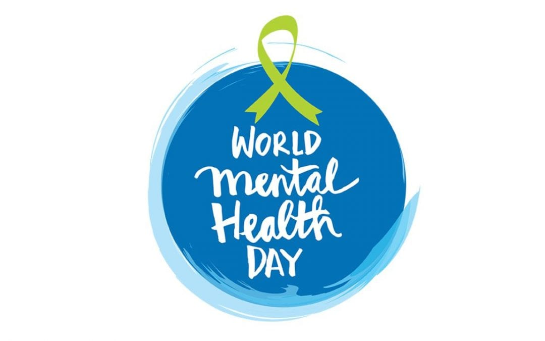 Trust Expert by Experience shares his story for World Mental Health Day