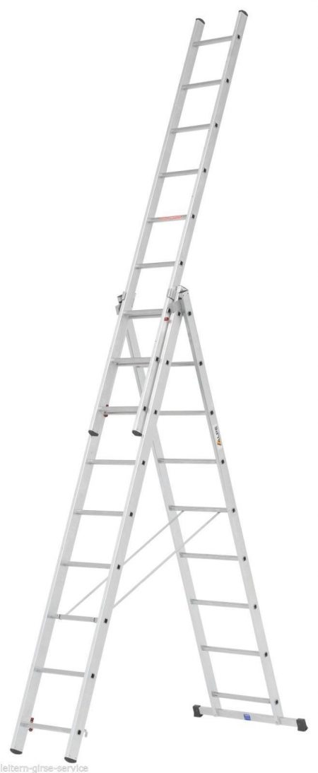 3 Section Combination Ladders