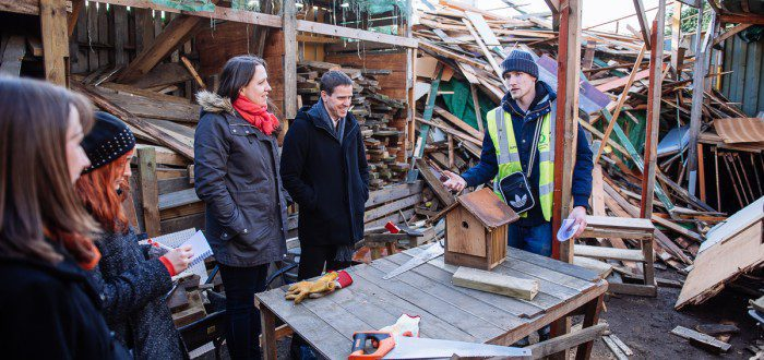 BE Group awarded community business contract by Power to Change