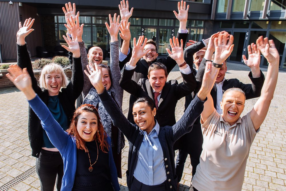 Celebration of community businesses success as new £10million fund launched