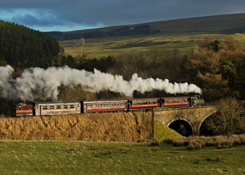 South Tynedale Railway Preservation Society