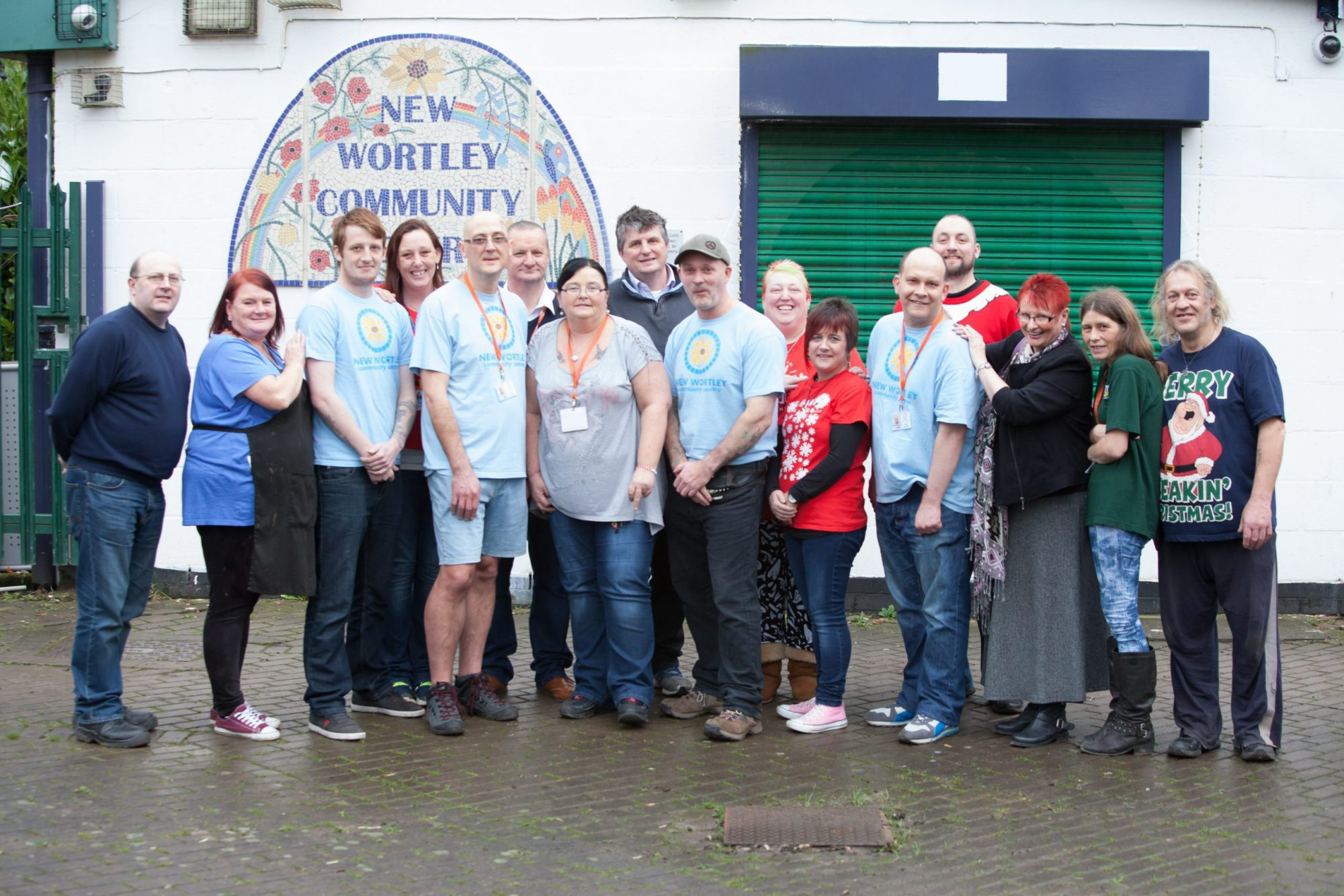 How can community businesses work with GPs to help people take care into their own hands