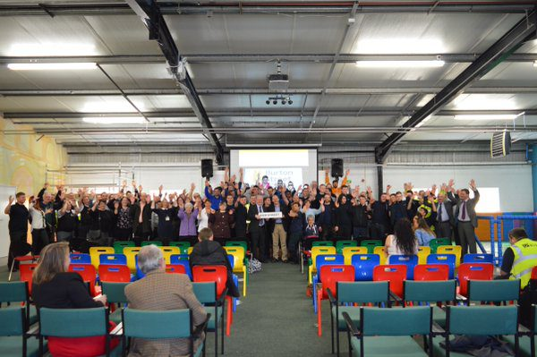Industrial strategy must be steered by local communities