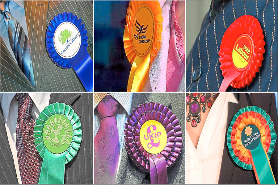 What is up for grabs at the General Election?