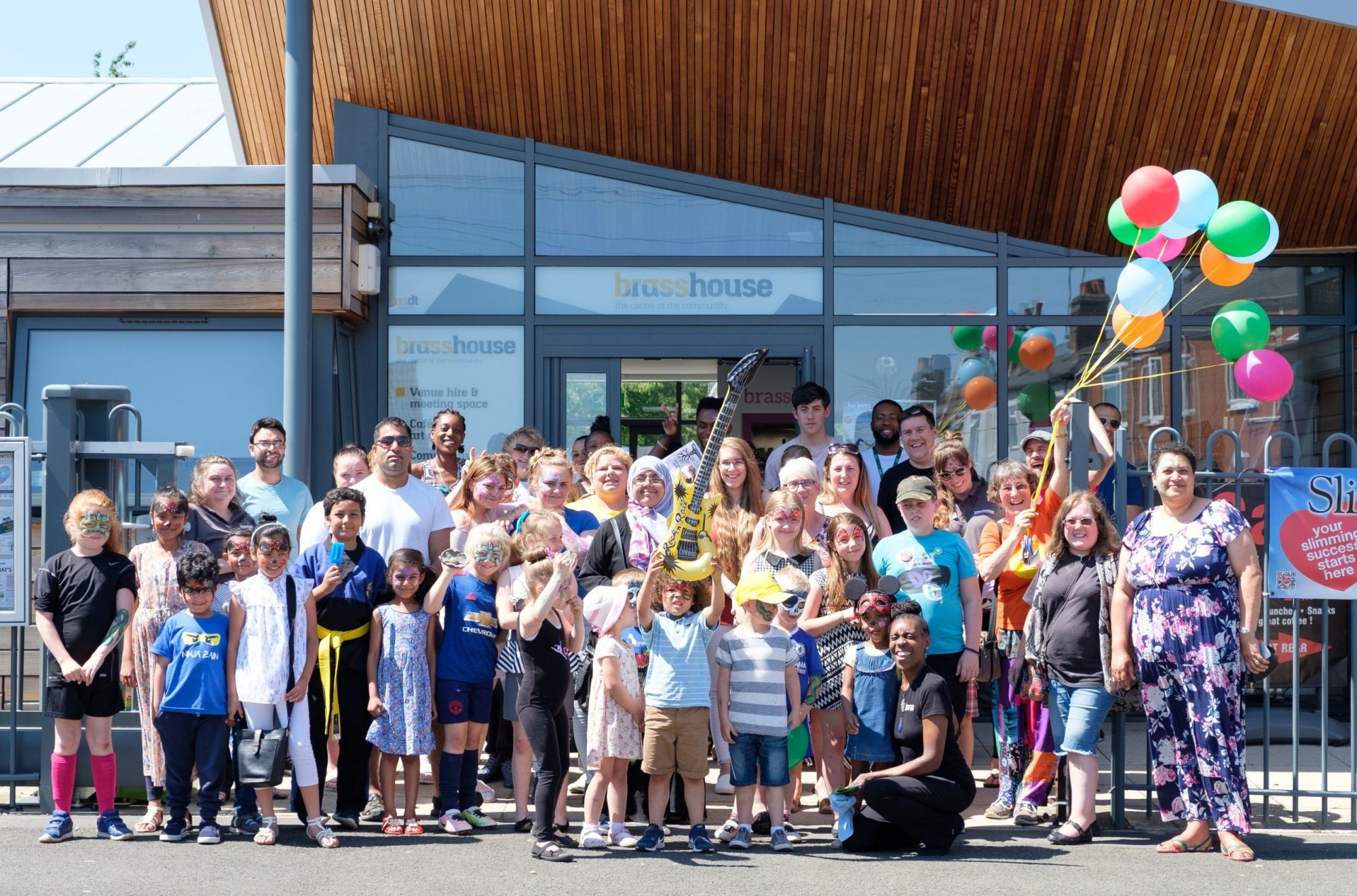Community centres – the centre of communities