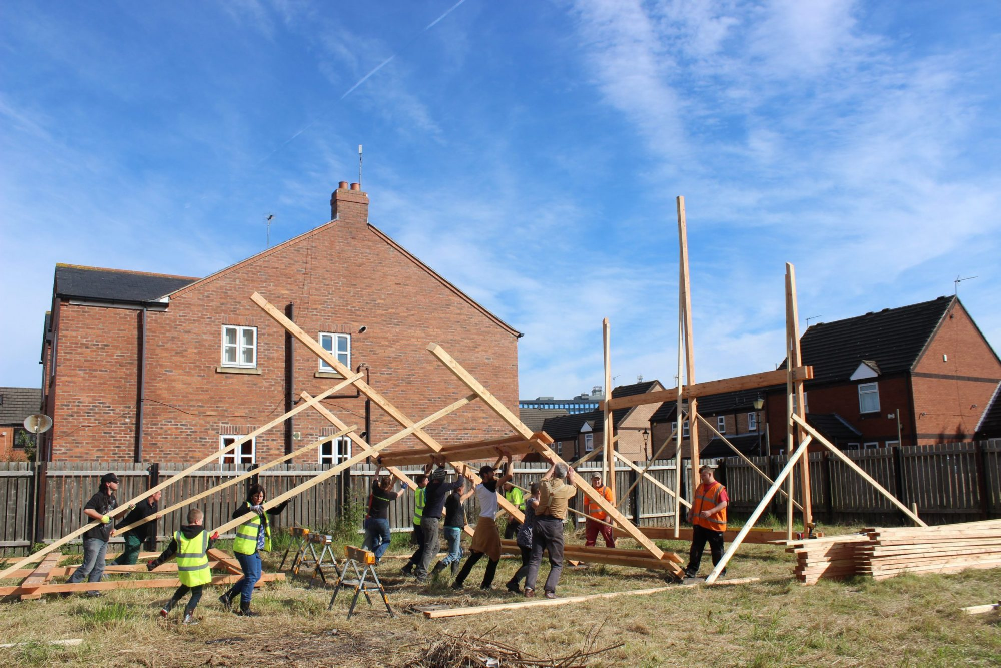 Government announces £60 million fund to support community-led housing